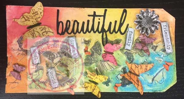 Lisa's Look at Tim's Tag for August 2015